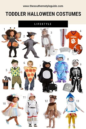 Printable Southern Halloween Costumes