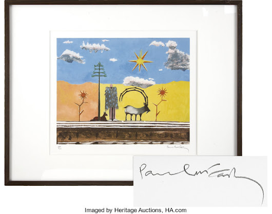 Pre-order link for McCartney new album, possible release date, and 'Egypt Station' McCartney auctioned item