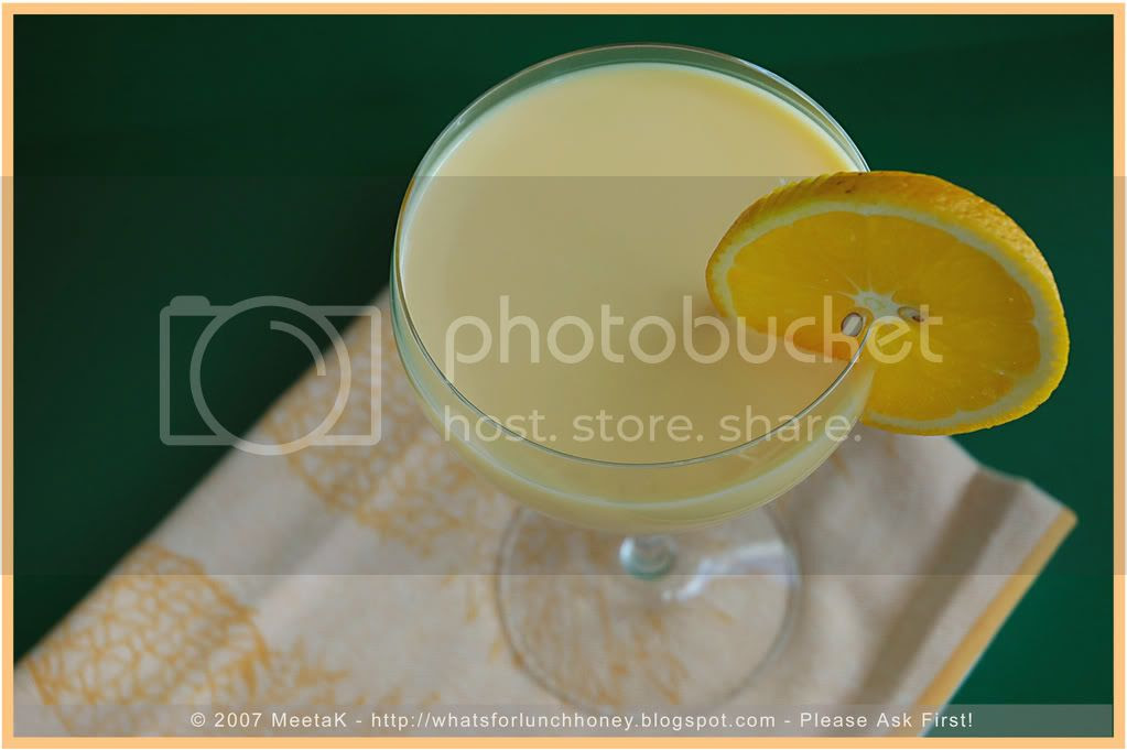Passion fruit Orange Shake (04) by MeetaK