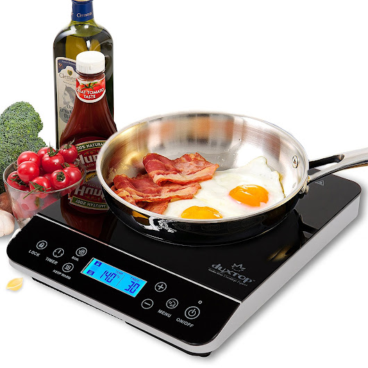 Top 5 Best Portable Induction Cooktop in 2018 Reviews
