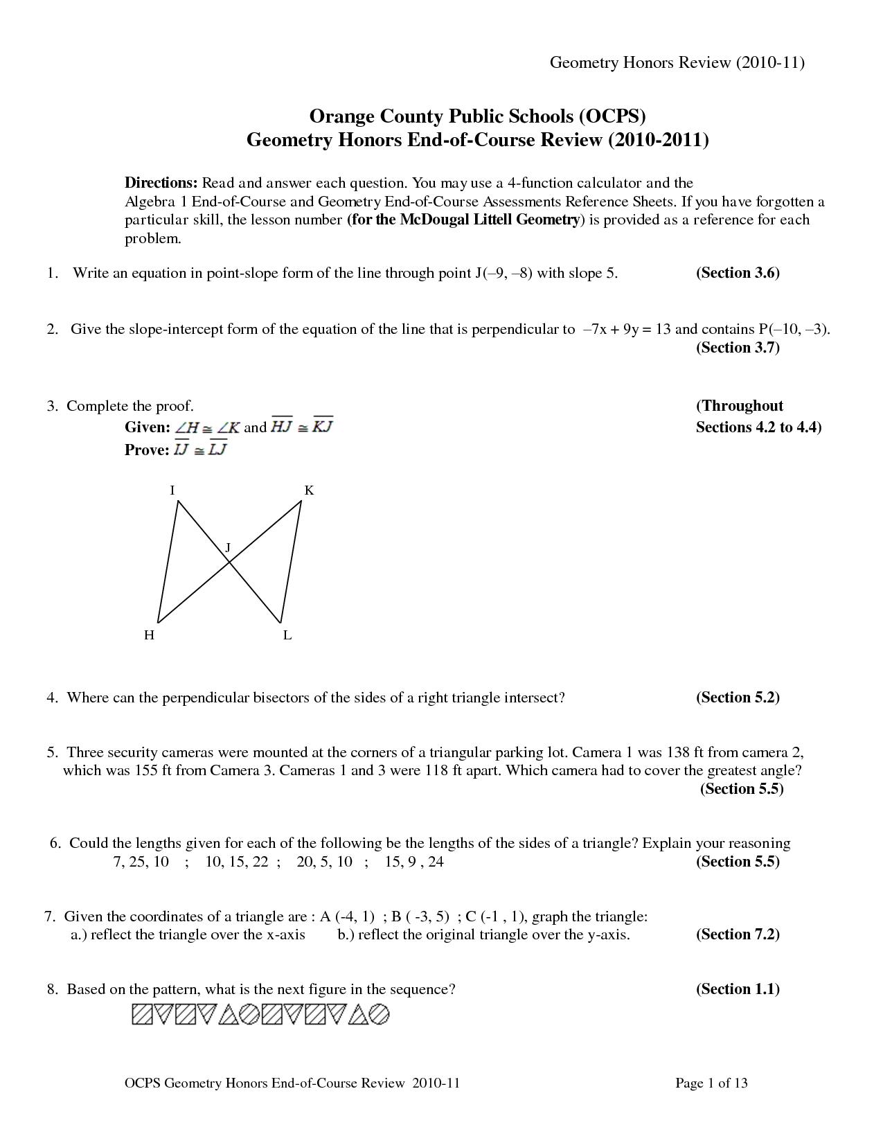 Holt Mcdougal Worksheet Answers - Worksheet List