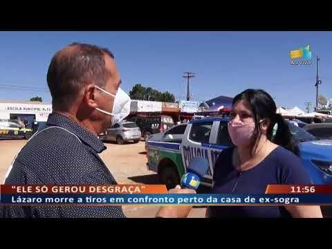 Vídeo - Lázaro reage captura e é morto pela Polícia no vigésimo dia de busca