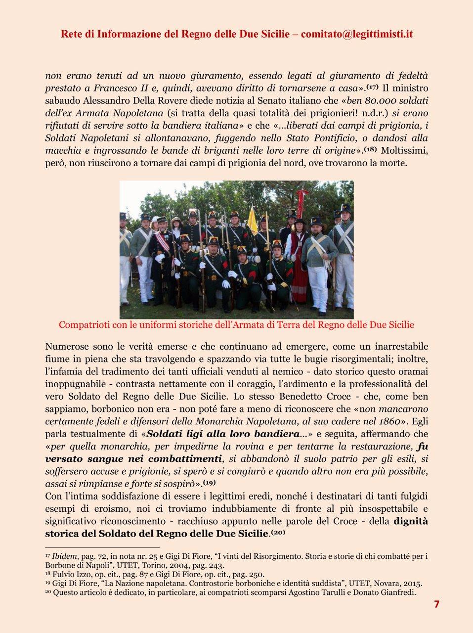RIVALUTAZIONE STORICA DEL SOLDATO 7#001