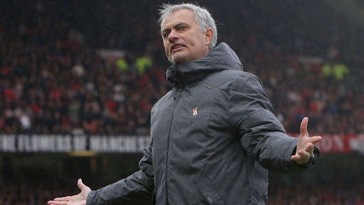 United going nowhere fast under Mourinho as Pep's progress shows gulf in class