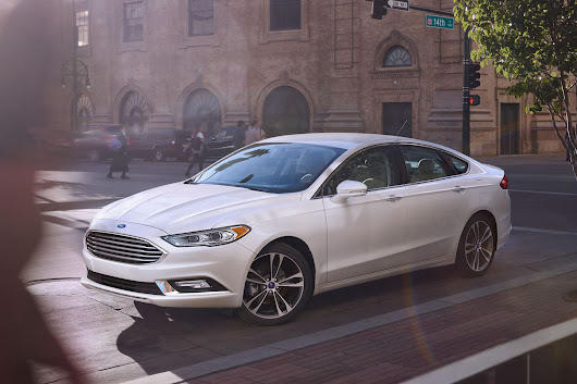 Hall Ford Lincoln Newport News | Ford Fusion Highlights Latest Technology