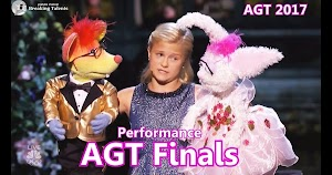 Finals Darci Lynne Puppet Duet With A Little Help From My Friends America's Got Talent 2017 Finale http://dlvr.it/PpCnGc