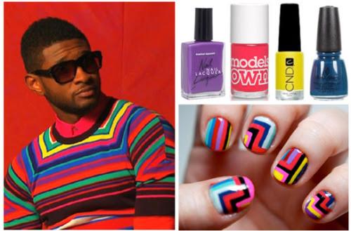 As unhas foram apresentados no StyleList ontem!  Confira: DIY | Jill Sander Inspirado Nail Art via StyleList.  Muito obrigado a Dana Oliver e Stylelist.com!  <3