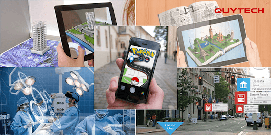 5 Industries Embracing Augmented Reality: the Future is Here