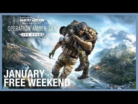 Tom Clancy's Ghost Recon Breakpoint: Free Weekend January 21-24