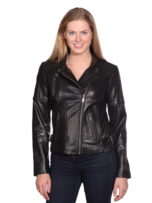 NUBORN LEATHER BENTLEY LEATHER JACKET