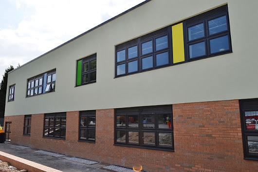 Liniar: £4.2m School Project Gets The Liniar Look