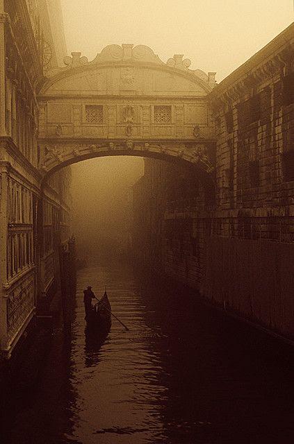 Il Ponte dei Sospiri <3 an icon of Venezia