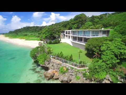 Okinawa real estate aerial video for promotion