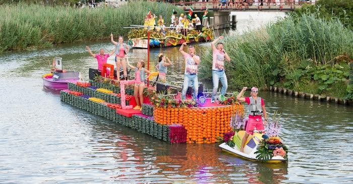 Stichting Westlands Hoop / Varend Corso 2016