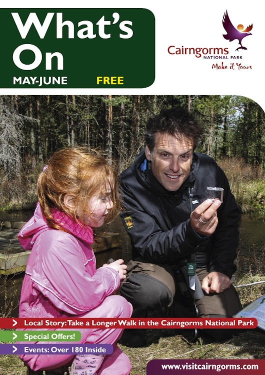 What's On in the Cairngorms May/June 2017