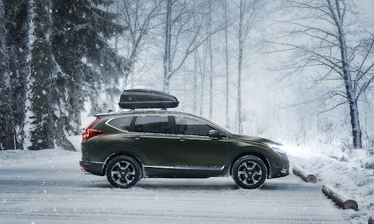 Honda Offers Cold-Weather Amenities to Keep You Warm this Winter