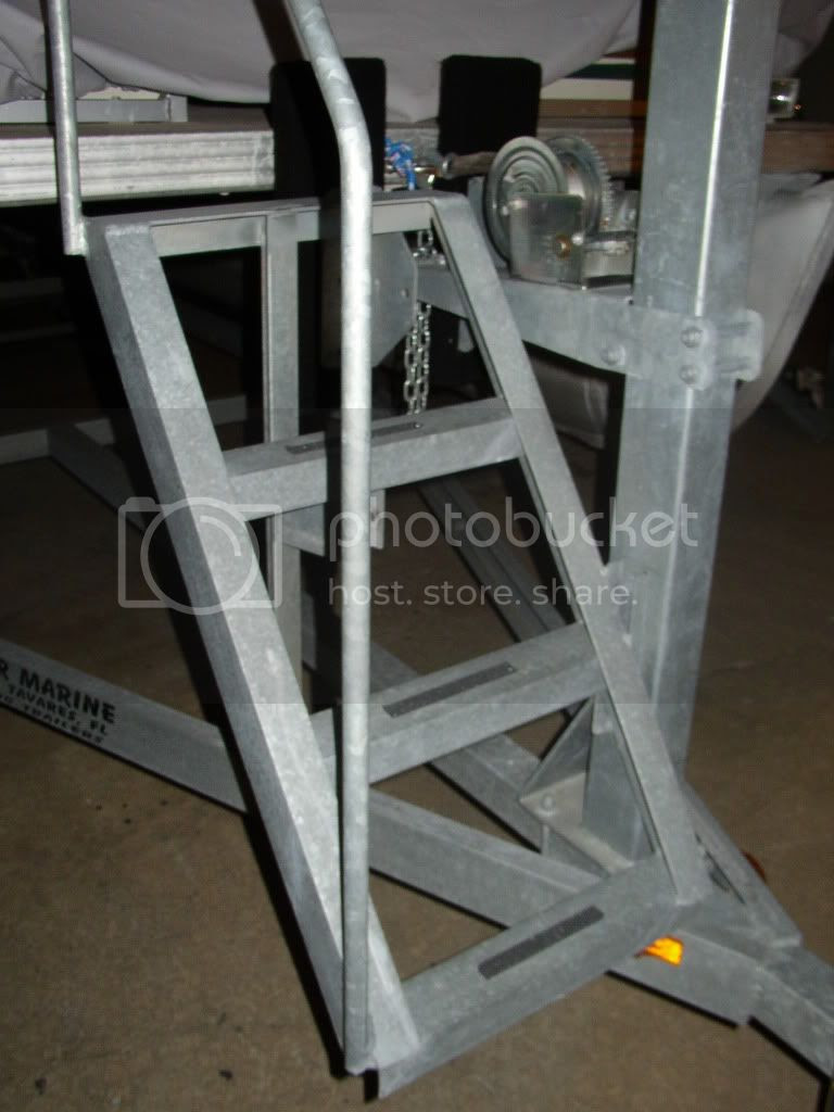 How To Build A Boat Trailer Ladder Inside The Plan