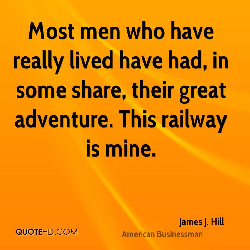 James J Hill Quotes Quotehd