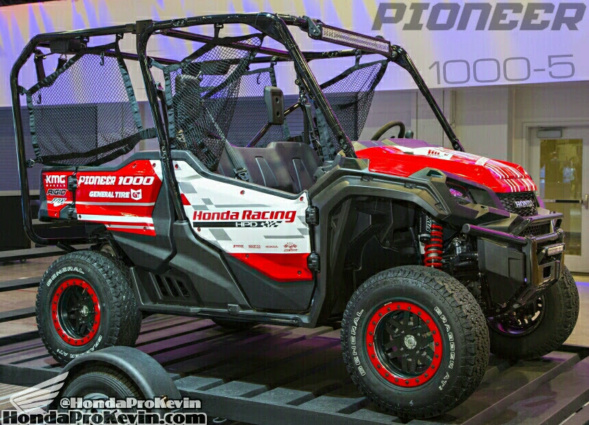 2017 Honda Atv Review