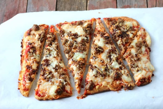 Coconut Flour Pizza Crust - Delicious! | The Frugal Farm Wife