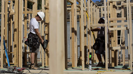 New Home Building Dropped Sharply at End of 2017