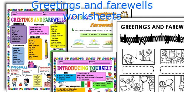 Greetings_and_farewells_worksheets