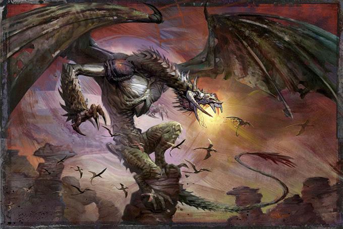 Scott Fischer Dragon