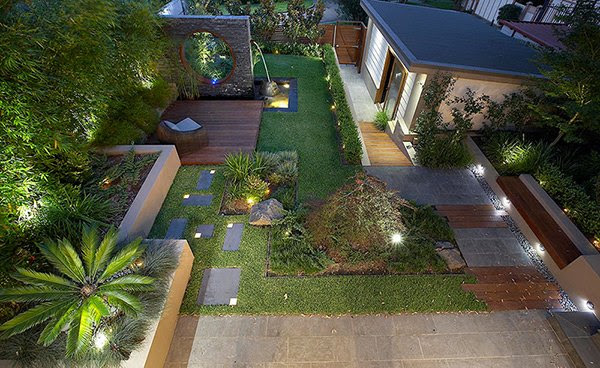 15 Modern and Contemporary Courtyard Gardens in the City  Home Design