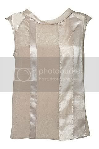 The Contemporary Silk Blouse - the Tank