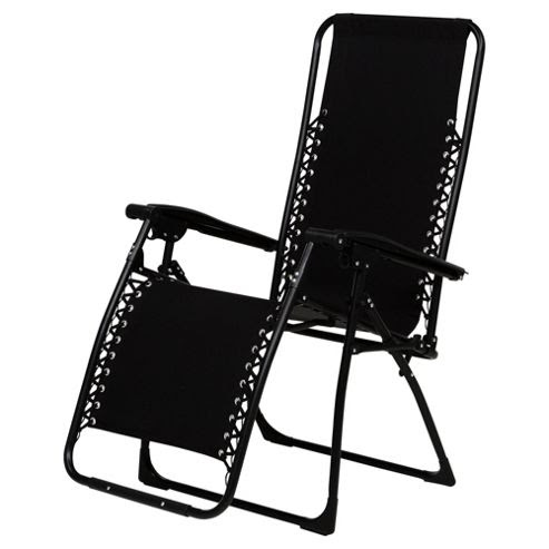 Buy Folding Gravity Recliner Chair from our Metal Garden ...