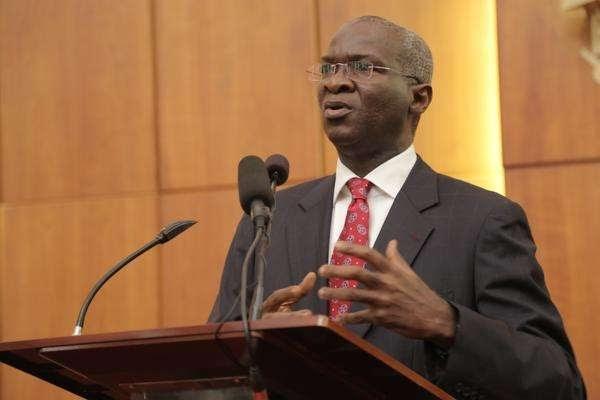 Borrowing Is Good For Nigeria– Buhari's Minister, Fashola