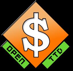 Logo of OpenTTD