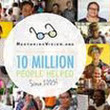 RestoringVision Marks Distribution of 10M Glasses to People in Need
