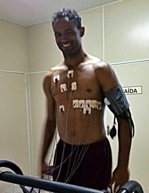 Bruno Fernandes goleiro Boa Esporte (Foto: Divulgação Boa Esporte)
