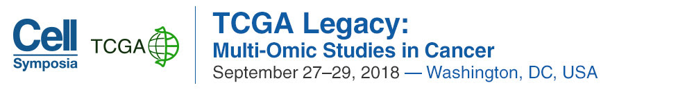 Cell Symposia: TCGA Legacy: Multi-Omic Studies in Cancer