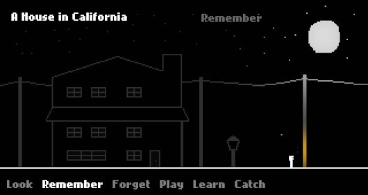 A House in California - Free Games Utopia