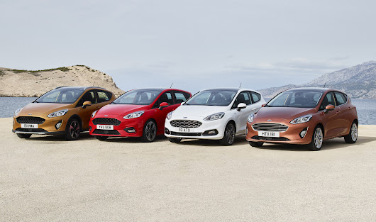 2018 Ford Fiesta revealed, features cylinder deactivation for inline-3