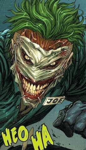 Joker Dc Comics New 52