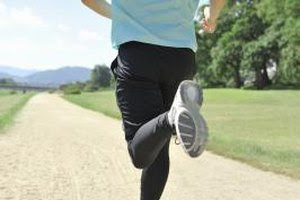 How Many Calories Does One Mile Burn? | LIVESTRONG.COM
