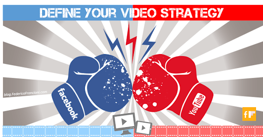 Define your Online Video Strategy: Facebook Vs. YouTube