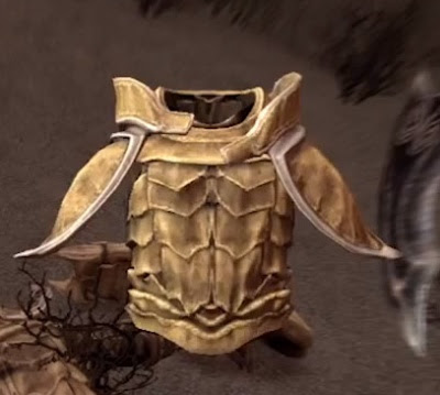 Skyrim Dragonborn Bonemold Armor traffic club