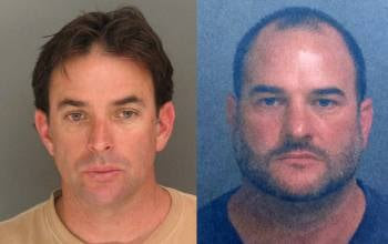 Neal (left) and Ross Moriarty (right). (Photos courtesy California Dept. of Insurance)