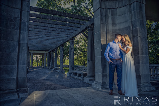 Kayla & James' Engagement Session Sneak Peek - Rivas Photography