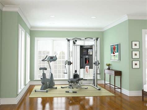 popular home gym design ideas  enjoy