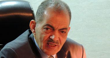 اللواء عبد الموجود لطفى مدير أمن الجيزة