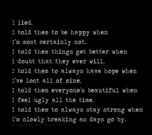 Black And White Depression Sad Suicidal Pain Hurt Alone Broken
