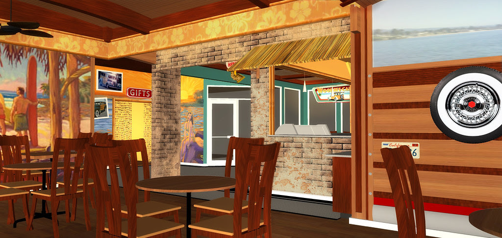Cafe Design Rendering Restaurant 3d Design Cafe Decor