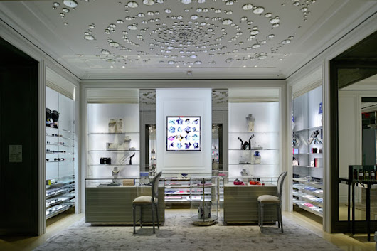 Christian Dior Opens Canadian Flagship Boutique - theFashionSpot