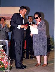 Com o Presidente da CMB, Pedro Canário