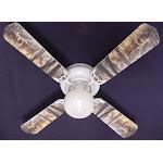 Ceiling Fan Designers 42FAN-ANI-DBDH New DEER BUCK DOE HUNTING Ceiling Fan 42